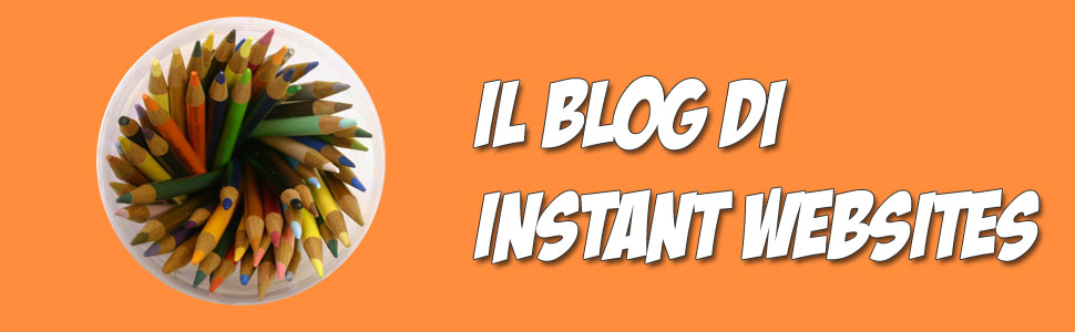 Il Blog di INSTANT WEBSITES