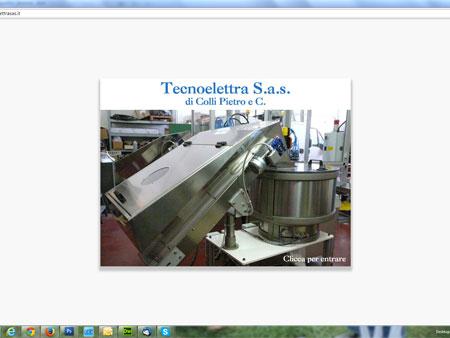 Visita il sito di Tecnoelettra Sas di Colli Pietro & C. progettato e sviluppato da INSTANT WEBSITES